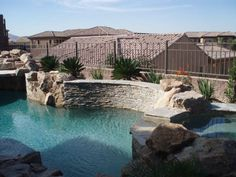 Landscaping Ideas Las Vegas Backyards | Show As Slideshow]