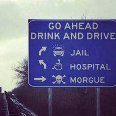 279. DON'T DRINK AND DRIVE! | IPSE DIXIT: AN ENGLISH SITE
