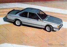 s h a r k n o s e - Die Evolution der BMW Baureihe Bmw E24, Bmw Classic, Evolution, Bmw 635 Csi, Bmw Autos, Bmw 6 Series, Bmw Cars, Cool Cars, Van