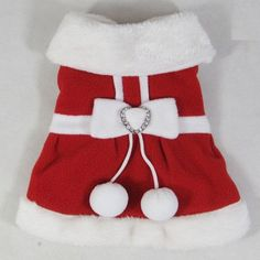 roupa de natal Vicky vai gostar