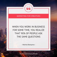 What to Do if You Got Stuck in Business with Marina Barayeva | Ep 28