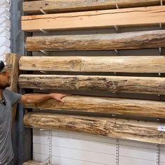 Reclaimed Wood Fireplace, Wood Fireplace Mantel, Wood Mantels, Fireplace Remodel, Simple Fireplace, Mantles, Room Wall Decor, Diy Bedroom Decor, Interior Design Living Room