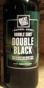 Barrel Aged Double Shot Double Black