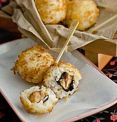 Chicken Teriyaki Sushi Balls... Happy Hour Appetizers 41   Hampton Roads Happy Hour - 1.6