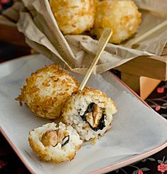 Chicken Teriyaki Sushi Balls... Happy Hour Appetizers 41 | Hampton Roads Happy Hour - 1.6