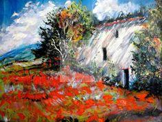 Merci d'aider l'artiste #peintre à se faire connaitre en partageant une maximum cette #peinture