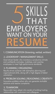 Resume Writing Tips, Resume Skills, Job Resume, Resume Tips, Writing Skills, Resume Ideas, Job Interview Preparation, Job Interview Questions, Job Interview Tips
