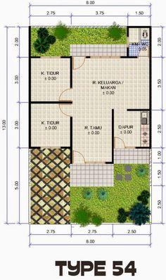 Desain Rumah minimalis type 54 adalah jenis rumah yang paling pesat perkembangannya di era sekarang, warna juga menjadi dasar minimalis pada suatu rumah, oleh sebab itu pemilihan warna cat harus benar - benar tepat, sehingga kesan minimalis didalam rumah anda akan terlihat nyata, dan berikut ini ada beberapa contoh dari kami, contoh desain rumah minimalis type 45 http://www.contohdesainrumahminimalis.com/2014/09/desain-rumah-minimalis-type-54.html
