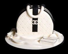 images of pocketbook cakes | Coco Chanel Handbag [C93] : Wedding Cakes Scotland Glasgow Edinburgh