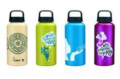 Botellas Laken.BPA free.