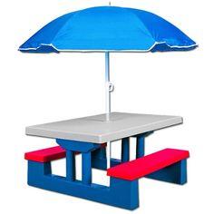 http://ift.tt/1IoJpzv Kindersitzgruppe inkl. Sonnenschirm  Kinder Sitzgruppe 2 Bänke  Tisch @@biiton$$
