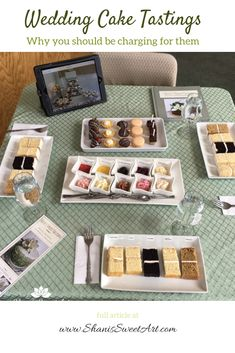 Wedding cake tastings - to charge or not to charge? that is the question. Why you should be charging for wedding cake tastings. Fondant Flower Cake, Fondant Bow, Fondant Cakes, 3d Cakes, Wedding Cake Pops, Fall Wedding Cakes, Chocolate Fondant, Modeling Chocolate, Fondant Figures Tutorial