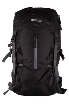 Mountain Warehouse 35 L Rucksack - Saker Backpack Straps Camping Travel *** A special outdoor item just for you. Rucksack Bag, Travel Backpack, Day Backpacks, Camping And Hiking, Backpack Straps, Outdoor Outfit, North Face Backpack, Travel Luggage