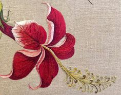 Embroidery Designs T Shirt within Embroidery Fee Definition this Embroidery Hoop Giant rather Embroidery Stitches Advanced Brazilian Embroidery Stitches, Crewel Embroidery Kits, Embroidery Needles, Hand Embroidery Patterns, Machine Embroidery, Embroidery Supplies, Towel Embroidery, Ribbon Embroidery, Thread Painting