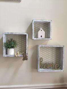 100 best wood box shelves images home decor bookshelves shelves rh pinterest com