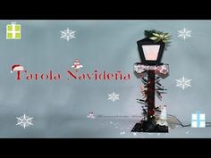 Vera Lopez shared a video Christmas 2017, Christmas Crafts, Christmas Decorations, Xmas, Advent Calenders, Cardboard Crafts, Homemade Christmas, Holiday Crafts, Miniatures