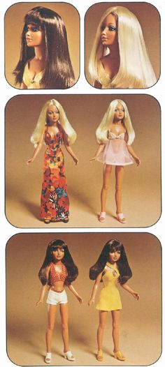 Tiffany Taylor - would love to buy one of these for my daughter and not the anorexic dolls of today
