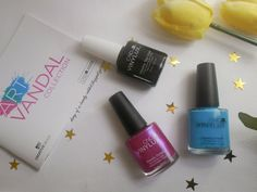 CND Art Vandal Collection ▏Spring 2016 : Review, Swatches, Nail Art