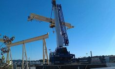 Sims Crane Minute: Operating Cranes near live utilities