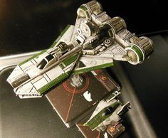 Koensayr Manufacturing Ship | Stormrider  #Koensayr #Manufacturing #Ship #Stormrider #Fantasy #Flight #Star #Wars #Miniature #Custom #Painted #X #Wing