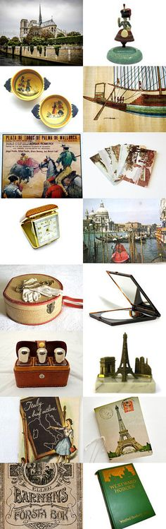 Mind Travels by Pat on Etsy--Pinned+with+TreasuryPin.com