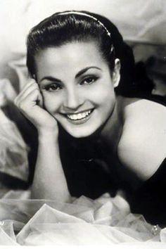 Carmen Sevilla. Las actrices de España.