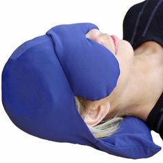 Hot/Cold Sinus & Migraine Cap with Eye Mask, Gift Ideas under $50