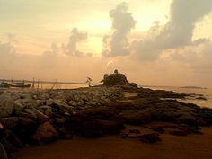 The Pantai Penyabong trip in 1996: My #first #exploring in #Malaysia #1996