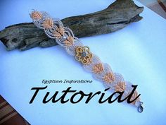 Micro macrame bracelet tutorial pattern. Please note this is for a TUTORIAL/ PATTERN ONLY. It is for a digital instant download of the pattern where you can create the bracelet with or without a focal button. This tutorial requires some knowledge of larks head knots, and double half hitch knots and a certain amount of knowledge of macrame in general. Instruction on how to complete these knots is not provided but is freely available through the internet It is 15 pages long and illustra...