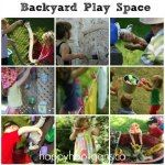Happy Hooligans - backyard fun