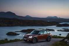 Image result for mini countryman chestnut with black wheels
