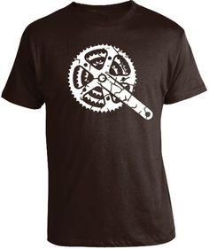 Crank it Up! Cycling T-Shirt