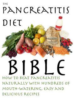 pancreatitis life long diet