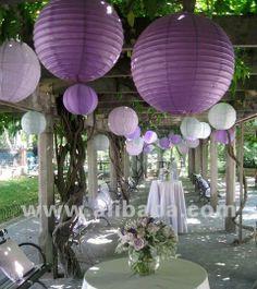 decorazioni festa lanterne - Cerca con Google