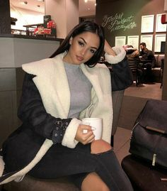 Winter Fashion Outfits, Fall Winter Outfits, Autumn Winter Fashion, Winter Style, Classy Outfits, Trendy Outfits, Popular Outfits, Look 80s, Tumbrl Girls