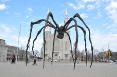 "ART BLOG ART BLOG: ""Maman,"" 1999, Louise Bourgeois"