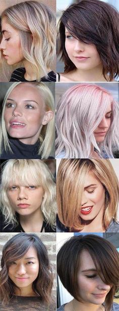 Best Bob Hairstyles for 2018
