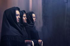 The three widows - World Photography Organisation