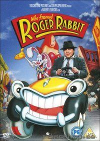 Who framed Roger Rabbit? (DVD) (9,95e)