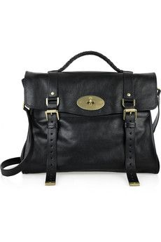 Best all-around! Mulberry The Oversized Alexa leather satchel | NET-A-PORTER