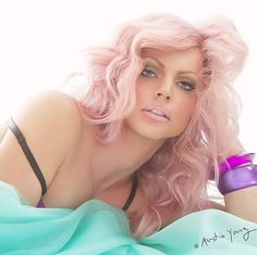 Courtney Act by Austin Young