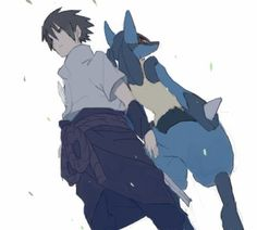 Image result for sasuke pokemon