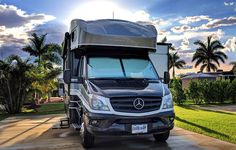 How to Prepare for Your RV Purchase (Including Financing Insights!) - Winnebago Motorhome Living, Mercedes Sprinter Camper, The Road Warriors, Rv Financing, Rv For Sale, Rv Parks, Rv Life, House On Wheels, Travel Couple