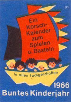 https://flic.kr/p/kPLW8c | german matchbox label