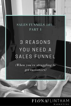 I so often hear from mumpreneurs that they feel overwhelmed when it comes to online marketing - and is it any surprise?!  With so many social media channels and so much competition online it is hard to cut through all that to reach specifically your ideal customers.  I wrote this blog series for you.  I show you how to build a sales funnel that will bring you dream customers on autopilot - but most importantly I'm going to make it clear and simple for you.