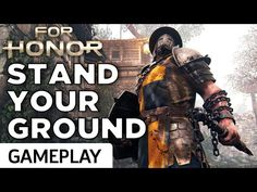 8 Minutes of Conqueror Gameplay - For Honor - http://gamesitereviews.com/8-minutes-of-conqueror-gameplay-for-honor/