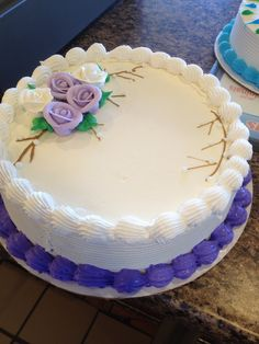DQ cakes...Dairy Queen