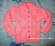 Svetřík pro novorozeňátko – Návody na pletení Sweaters, Baby, Fashion, Baby Vest, Sweater Vests, Tejidos, Moda, Pullover, Sweater