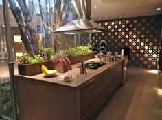 Cozinhas modernas e chiques também podem!