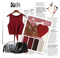 """Shein 6"" by amelaa-16 ❤ liked on Polyvore featuring shein"